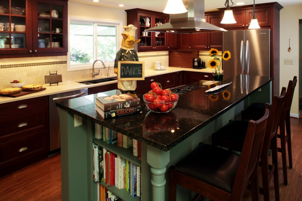 Eugene, Oregon Kitchen remodeling post