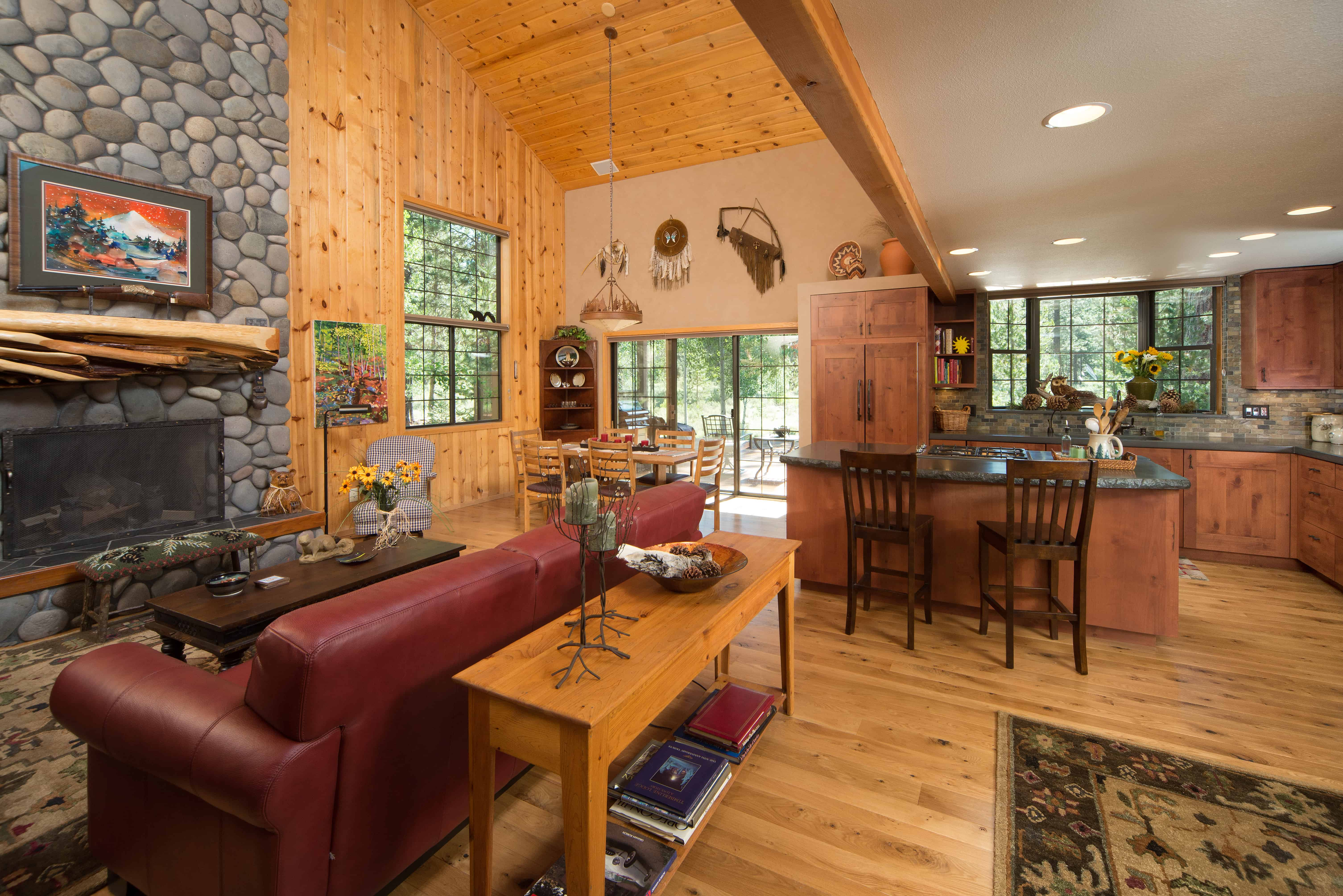 Sunriver Tour of Remodeled Homes