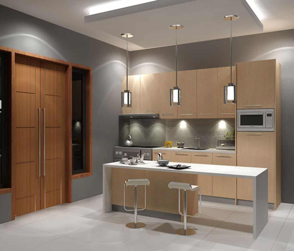 Small Kitchen Lighting Small Kitchen Design Ideas Are In This Neil Kelly Story