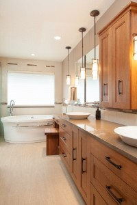 Bathroom retreat remodel Neil Kelly Project Profile