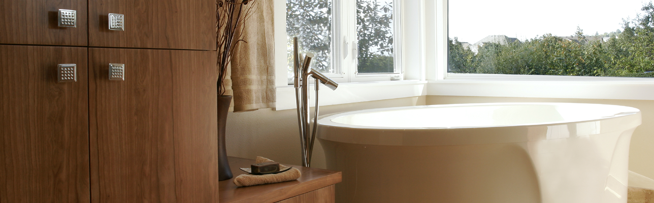 Bathroom Remodeling, Big Tub Photo - Neil Kelly