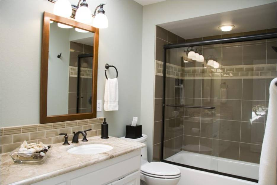 Bathroom Remodeling, Cosmetic After Photo - Neil Kelly