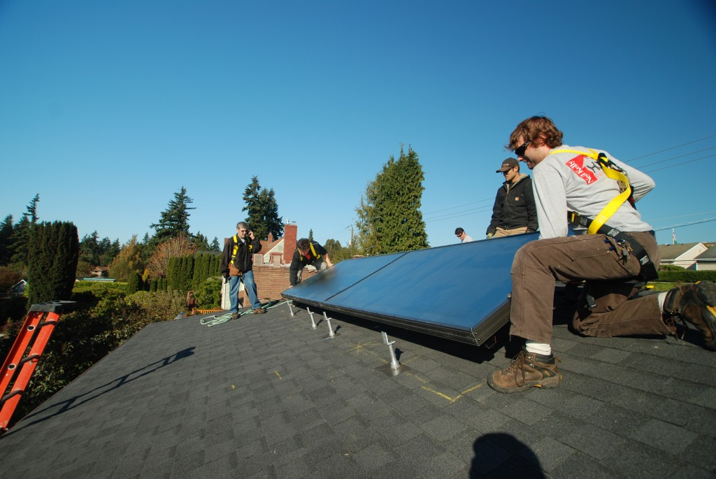 Solar Panel Installation, solarworld, solar