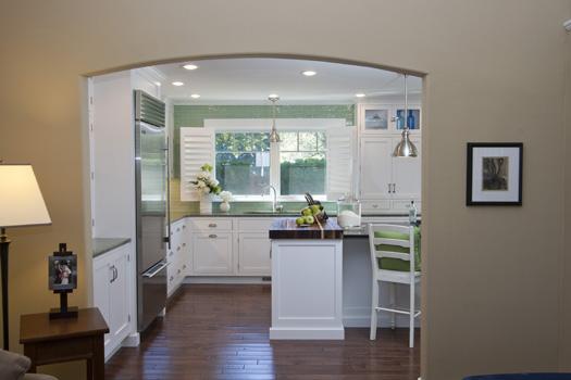 Open Floor Plan Kitchen B