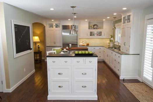 Open Floor Plan Kitchen C