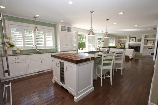 Open Floor Plan Kitchen E