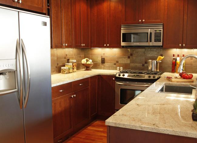Condo Kitchen Remodel 9