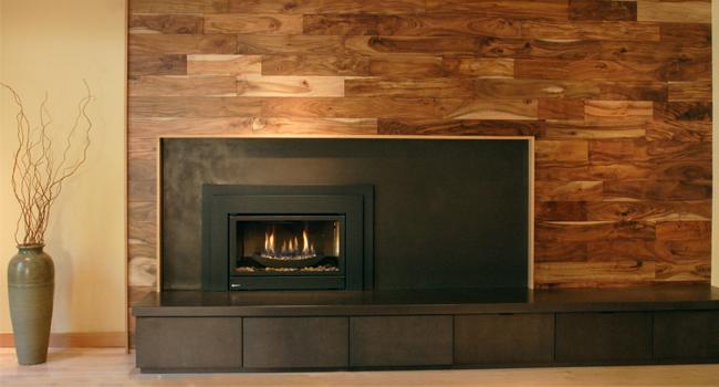Cross-Fireplace