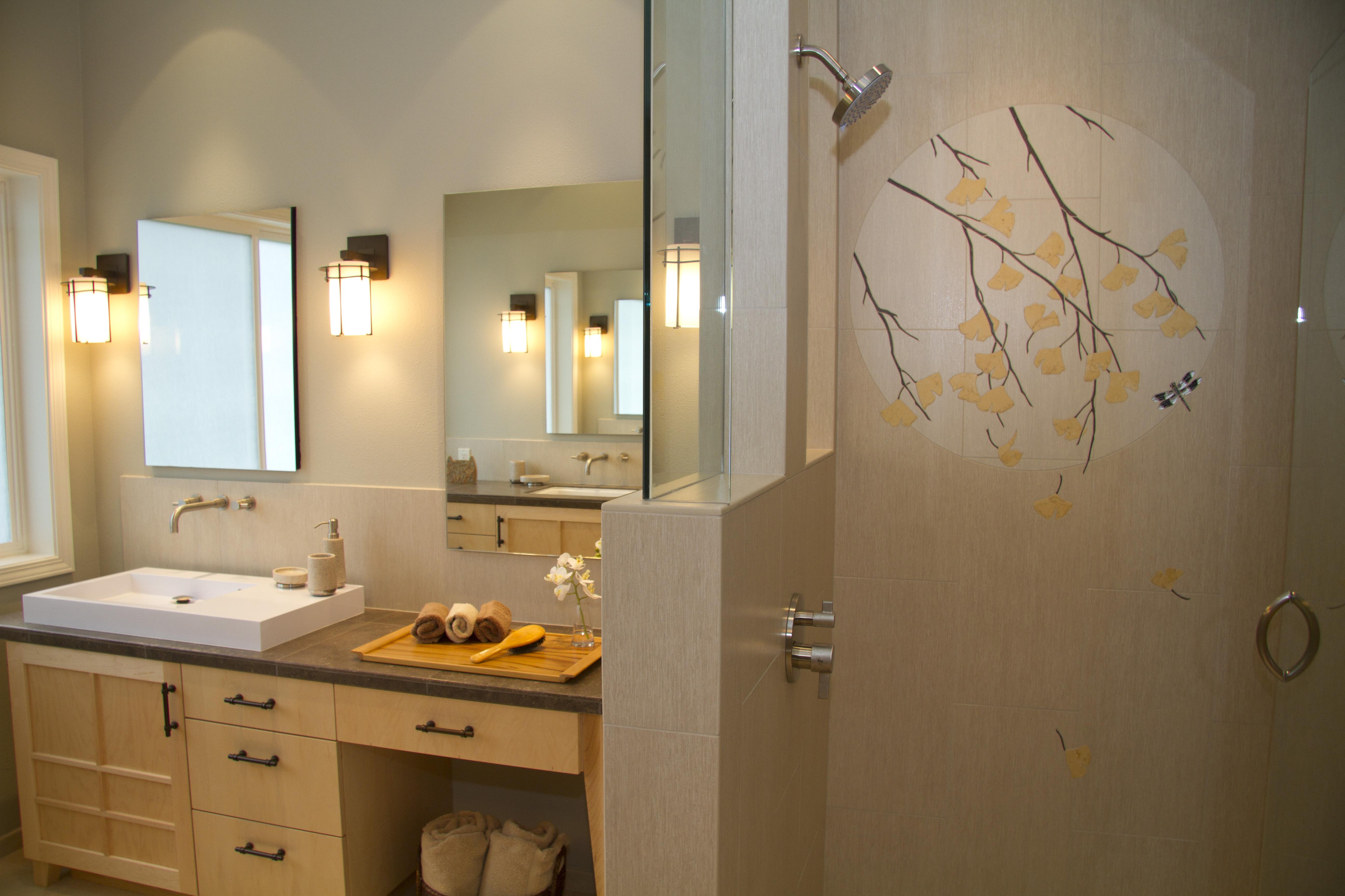 EastMeetsWest Bathroom
