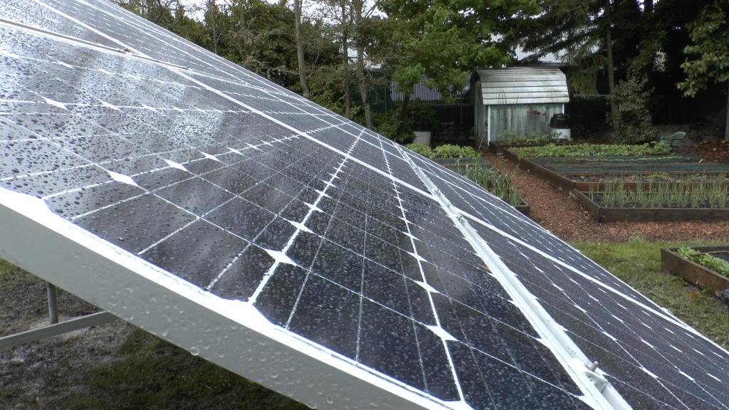 backyard solar