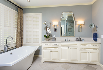 Bathroom Remodeling, Pull & Replace After Photo - Neil Kelly