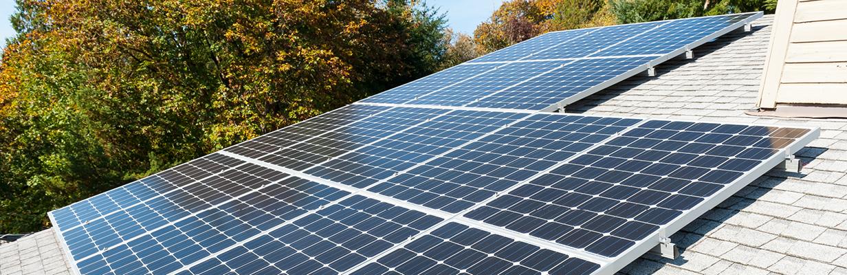 Solar Door Hanger Landing Page Nivo