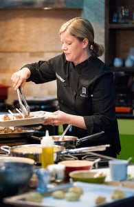 Chef Jessica Hansen