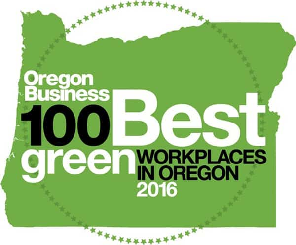 Oregon Business Best Green 2016