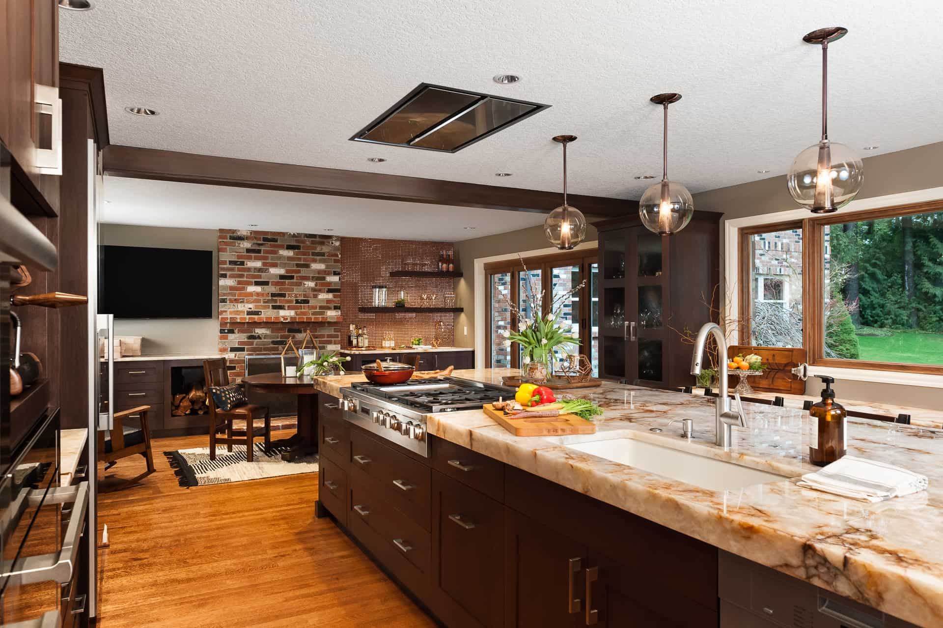 Neil Kelly updated and remodeled this craftsman kitchen