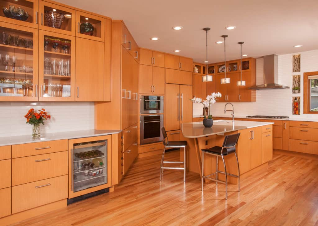 Puget Sound kitchen