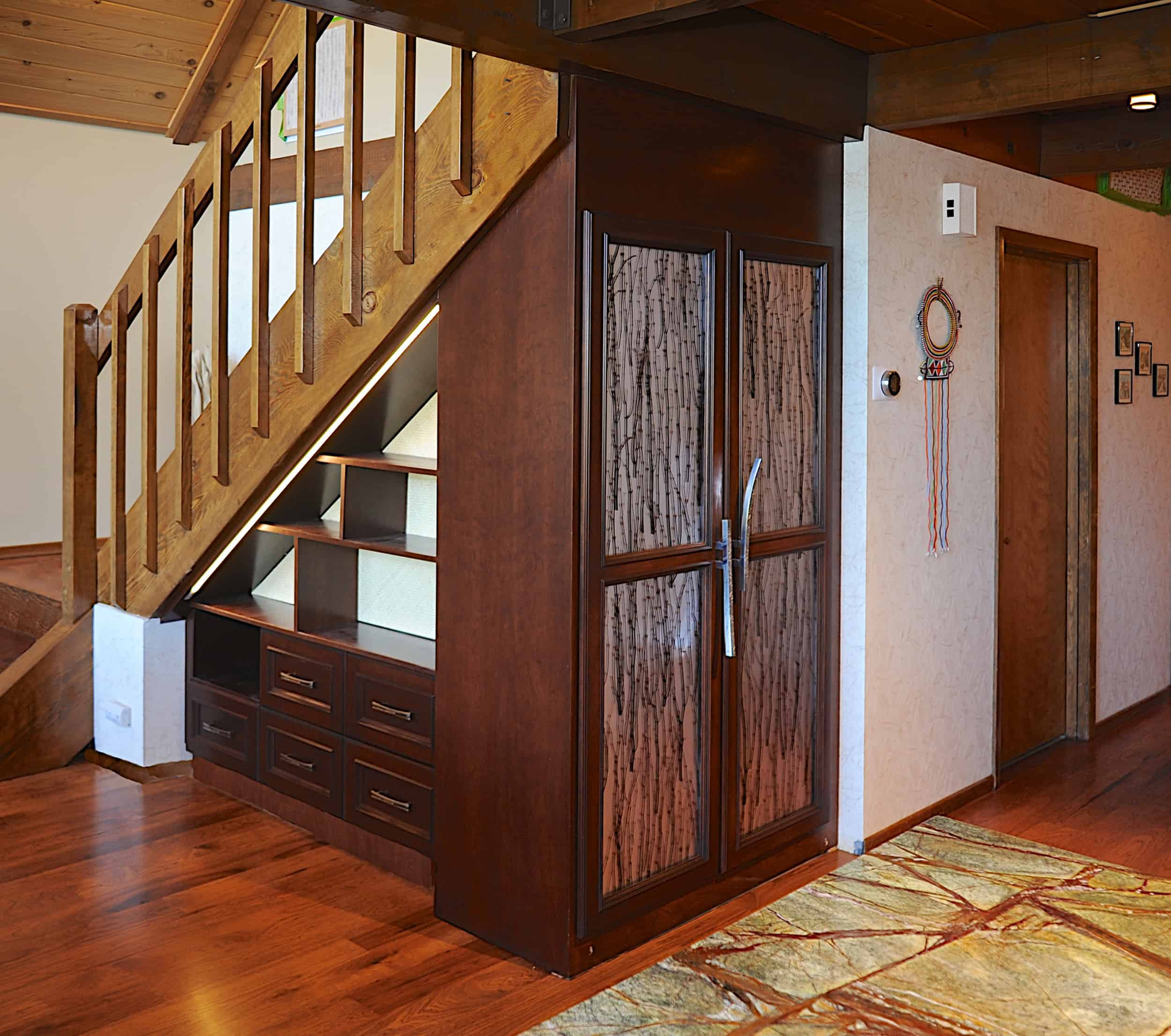 Neil Kelly specializes in remodeling craftsman-style homes, adding built-ins, and closet additions