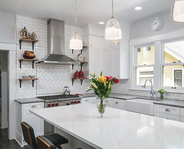 Historic kitchen remodeling in Seattle, Bend, Eugene, and Portland by Neil Kelly