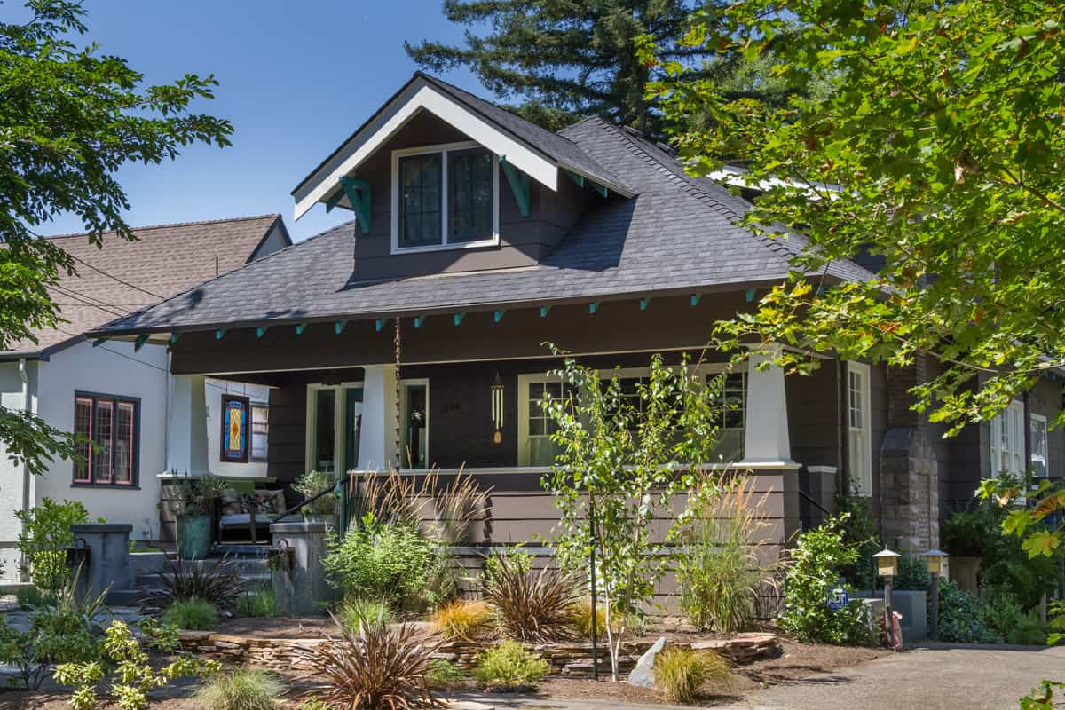 Neil Kelly remodeled this Portland bungalow