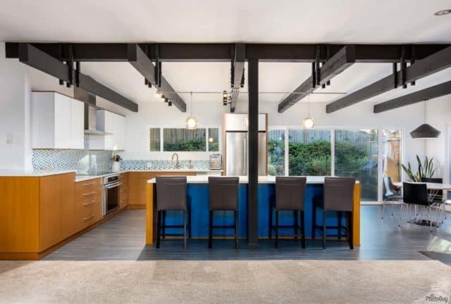 College Hill Mid-Century Kitchen