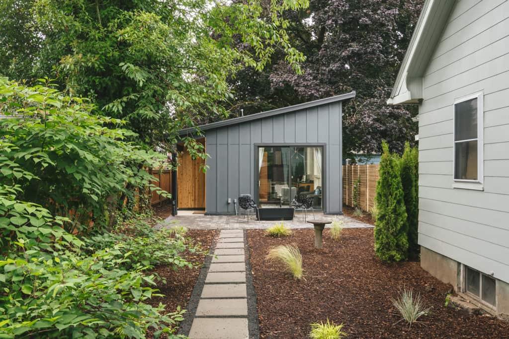 SE Portland Tiny Home ADU