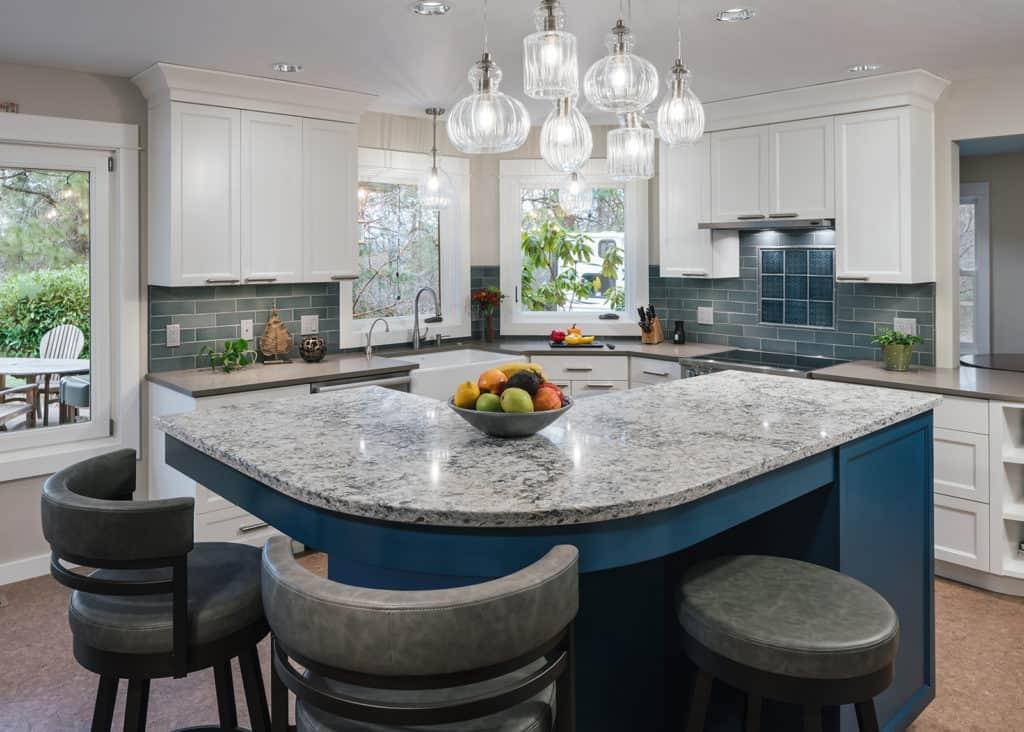 Classic Blue Kitchen 002