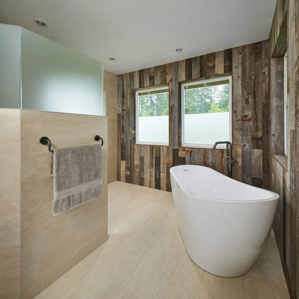 Lewisville Spa Inspired Bath