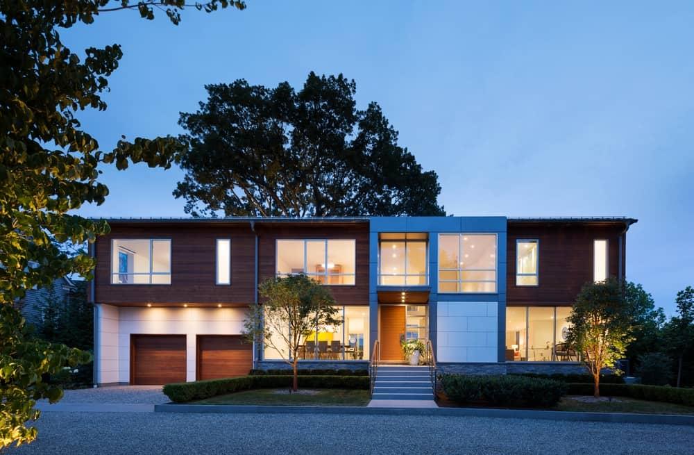 Pella Mid Century Modern windows