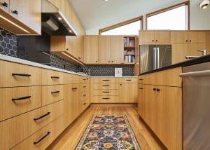 SW Portland Riverview Kitchen