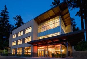 Certified commercial building in Lake Oswego